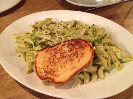Penne Pesto Pasta
